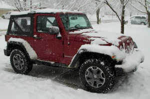 Lil' Red Rubicon