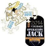 Operation Jack, Last Run and First Run