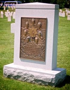 Challenger Memorial at Arlington